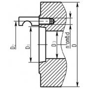Патроны токарные типа 4 исполнения 2 пр-во БелТАПАЗ