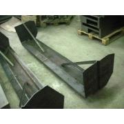 Изготовление нестандартных металлоконструкций